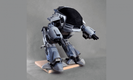 Inventor Spotlight: Tom Quach and his 3D Printed ED-209