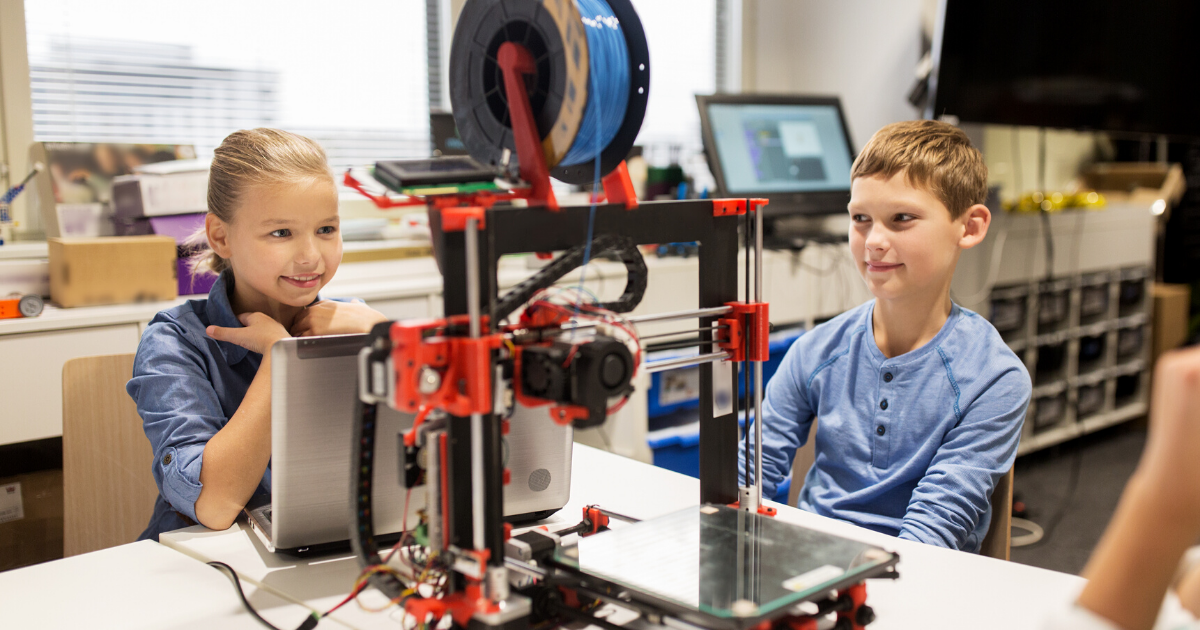 3D Printing and STEM: Benefits of Having 3D Printers in Classrooms