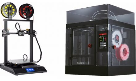 The Benefits of Printing with Dual Extruder 3D Printers