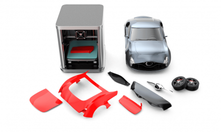 3D Printing in the Automotive Industry and its Advantages