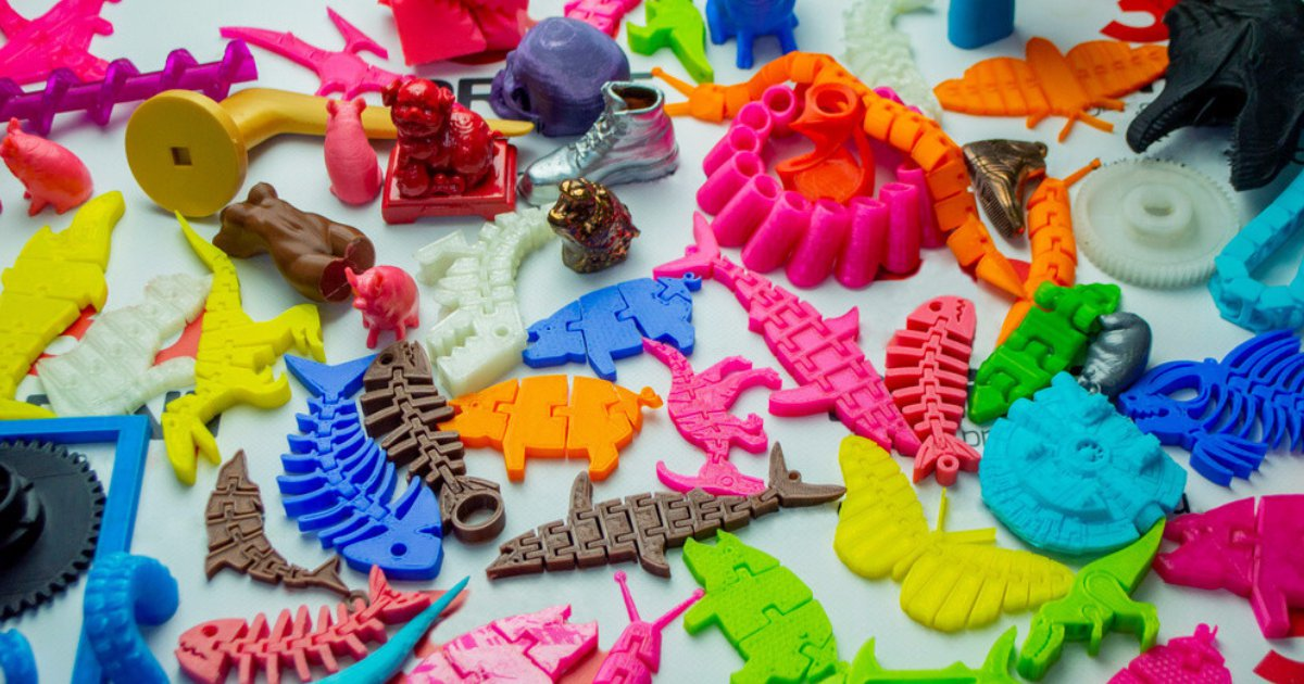 3D Printing for Hobbyists: 3D Printing in an Age of Entertainment