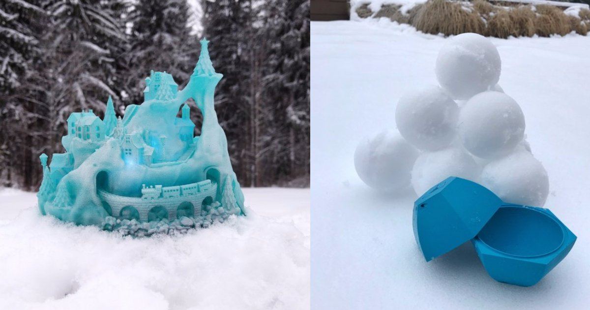 How To Have Fun with 3D Printing in Winters