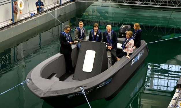 3D Printing Boats: Advantages and Future of 3D Printed Boats