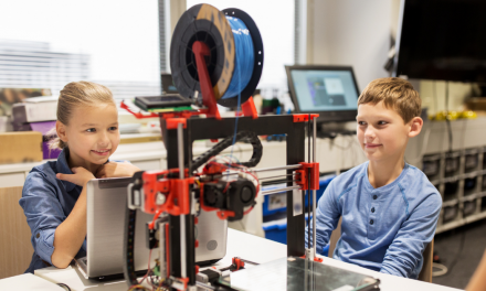 How Parents Can Use 3D Printing to Stimulate Their Kid's Imagination