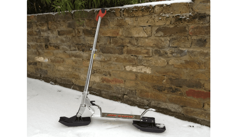 Snow Scooter Shoe